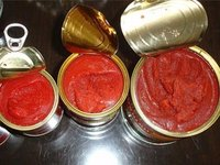 packaged tomato puree