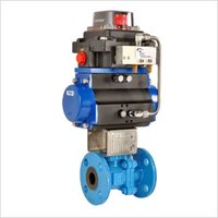 Ball Valve with Valvetop
