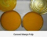 Packaged Mango Pulp