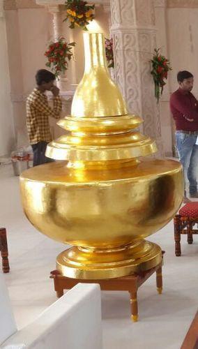 Gold Temple Kalash