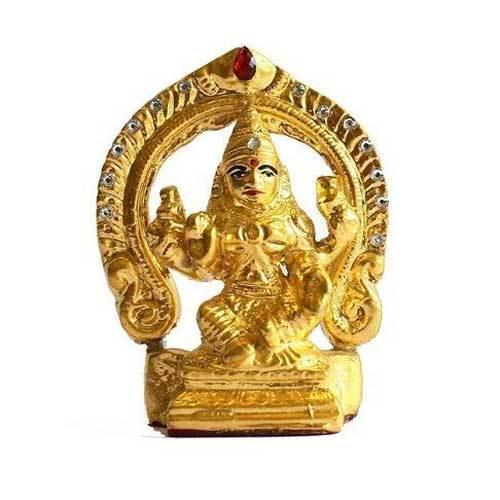 Gold Kaman Laxmi Statue