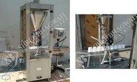 Auger Powder Filler Machine