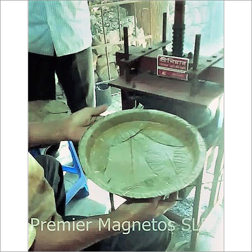 Sal Leaf Moulding Machine