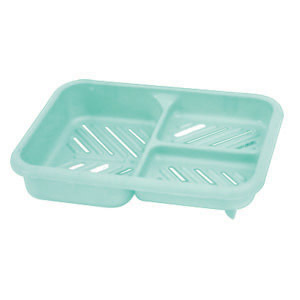 Plastic Soap 3 in 1