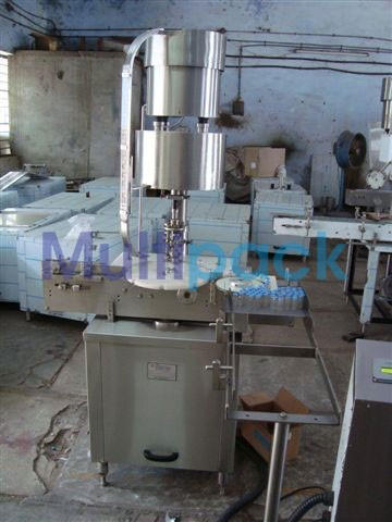 Four, Six, Eight  vial Cap Sealing Machine