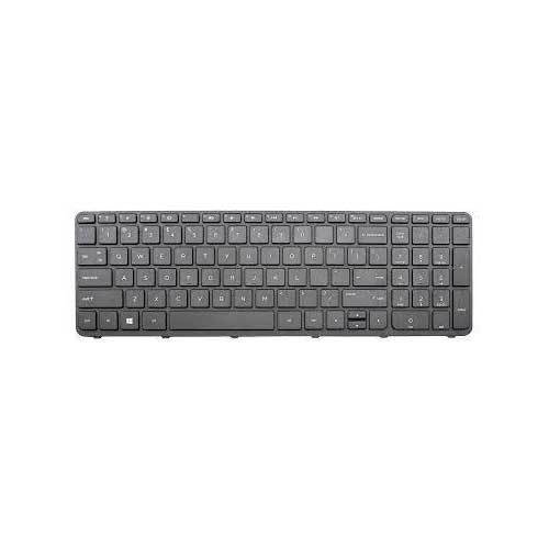 Black Rectangular Laptop Keyboard