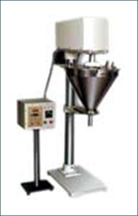 Semi Auto Auger Filling Machine