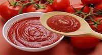 Aseptic tomato puree