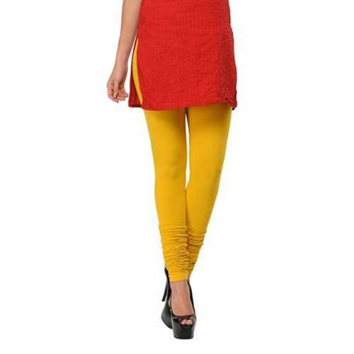 Ladies Yellow Legging