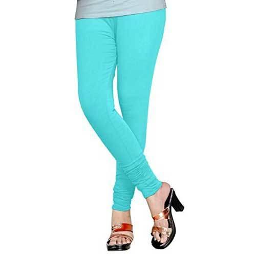 Ladies Sky Blue Legging