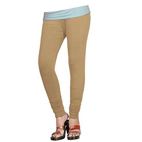 Ladies Cream Legging