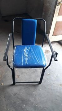 Blue study chair