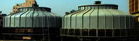 FRP Bottle Cooling Tower
