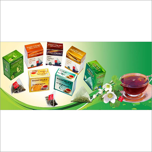 Flavoured Tea Bags