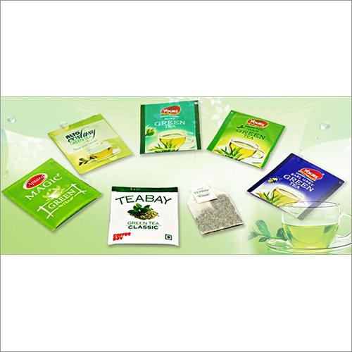Flavoured Tea Pouch Packet