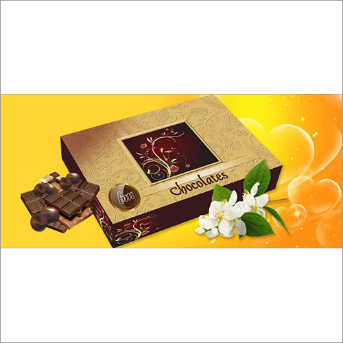 Chocolate Packaging Boxes