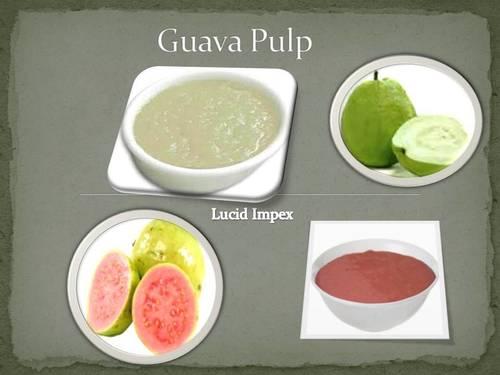 Guava Pulp (White & Pink)