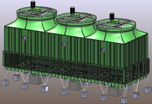 Plastic Cooling Towers