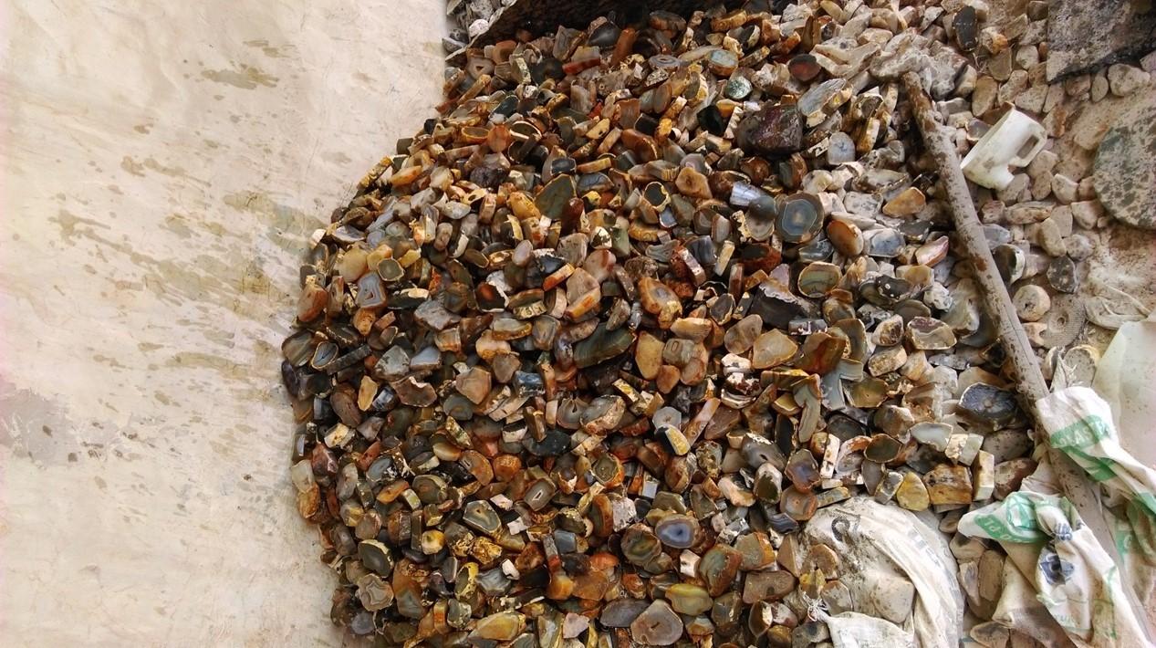 Agate Stone Slices