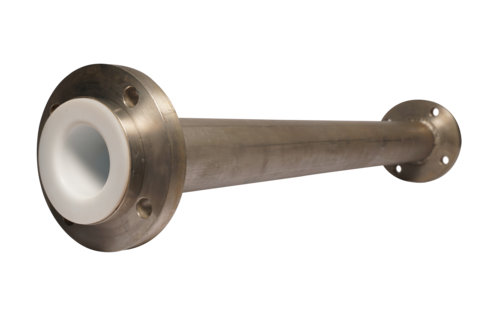 PTFE Lined Pipes
