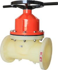ISO PP And PPH Diaphragm Valve