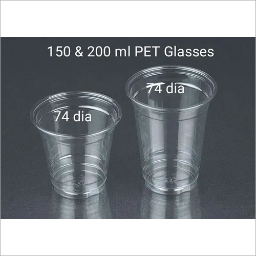 Plastic Glass