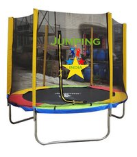 10 Feet Tall Kids Trampoline