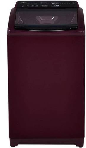 Maroon Whirlpool 7 Kg Fully Automatic Top Load Washing Machine