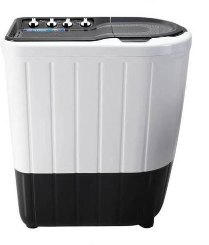 Grey Whirlpool 7 Kg Semi Automatic Top Load Washing Machine
