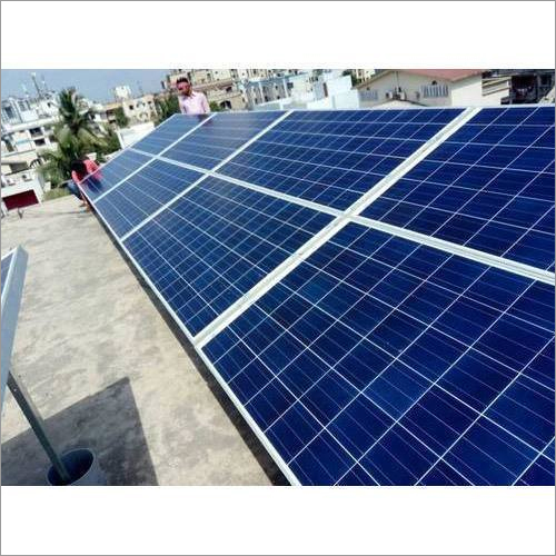 Grid Solar Power Plant