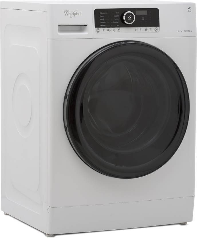 Whirlpool 8 kg Fully Automatic Front Load Washing Machine