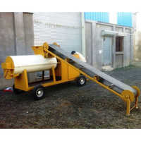 Soil Clay Mixer Machine
