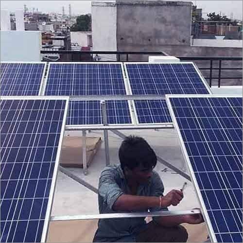 Solar Plant Installation Service
