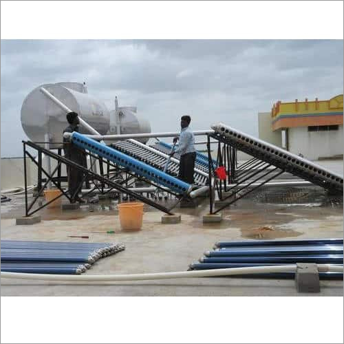 Solar Water Heater Installation Service