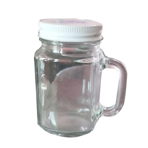 Honey Glass Jar Handle