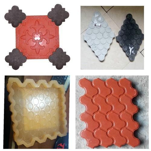 Paver Block PVC Mould