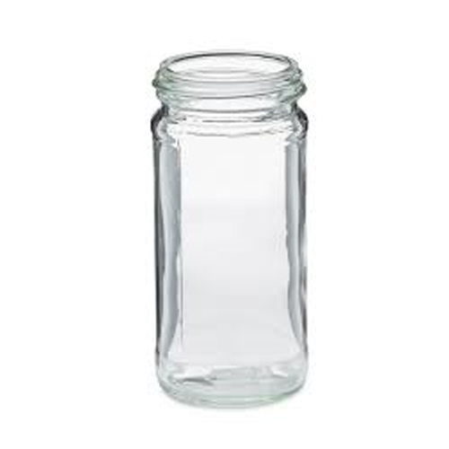 Jam Empty Glass Jar