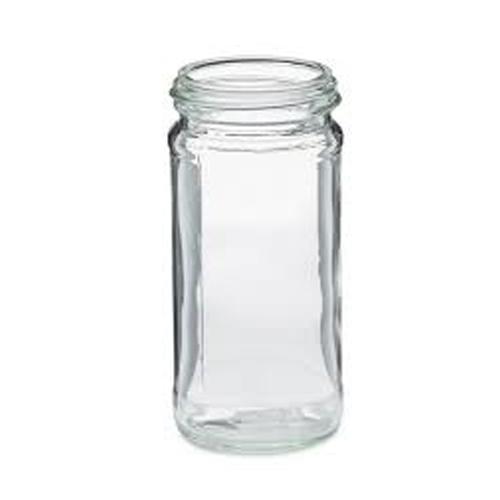 Jam Empty Glass Jar