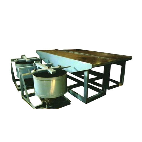 Paver Block Making Vibration Table
