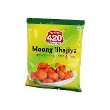 Agarwal 420 Moong Bhajia