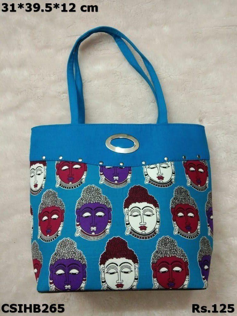 Budha Print Bag