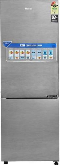 Haier 256 l Frost Free Double Door Bottom Mount 3 Star Refrigerator