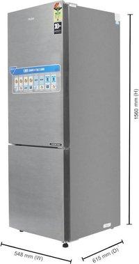 Haier 256 l Frost Free Double Door Bottom Mount 3 Star Refrigerator