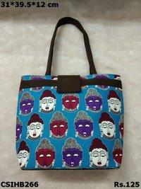 Budha Print Bags