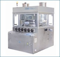 High Speed Rotary Tablet Press