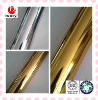 hot stamping foil for metal plate