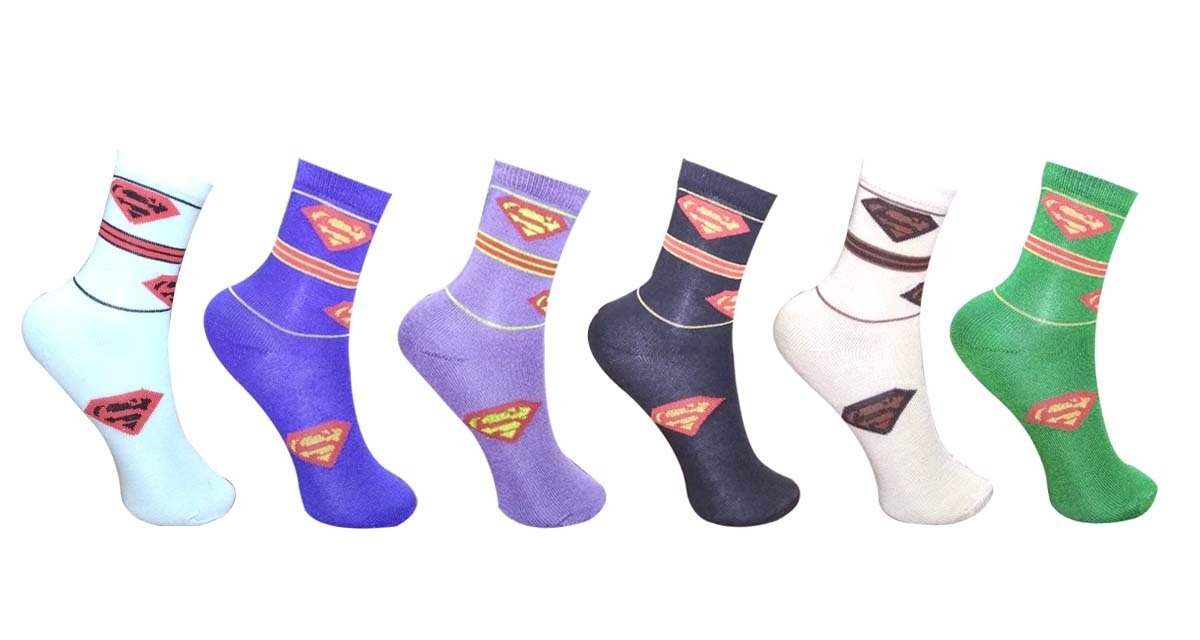 UNISEX KIDS COTTON SOCKS