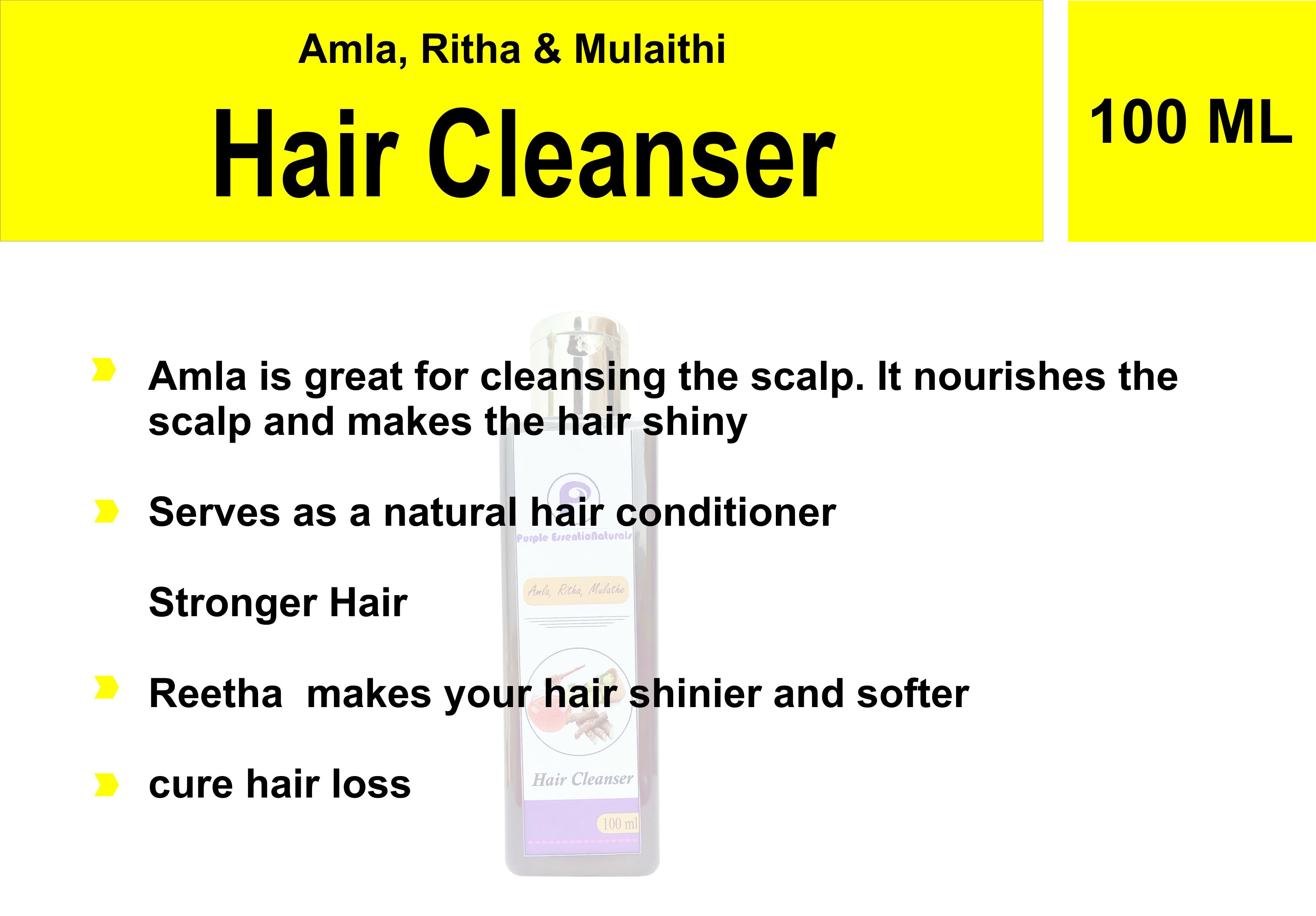 Amla Mulithi Hair Cleanser