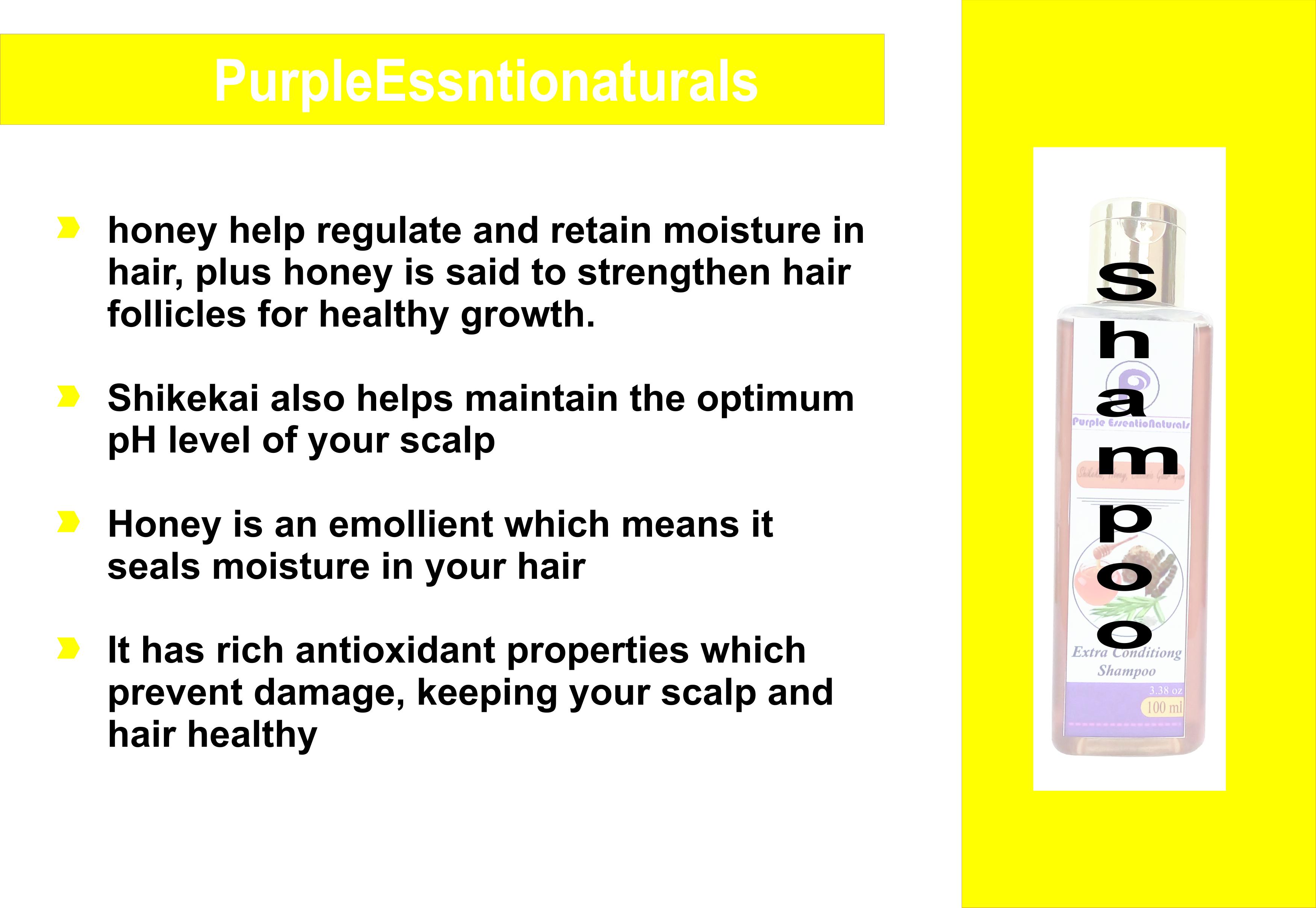 Extra Conditioning Shampoo