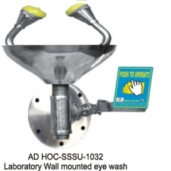 Adhoc Brand Eye Wash Unit